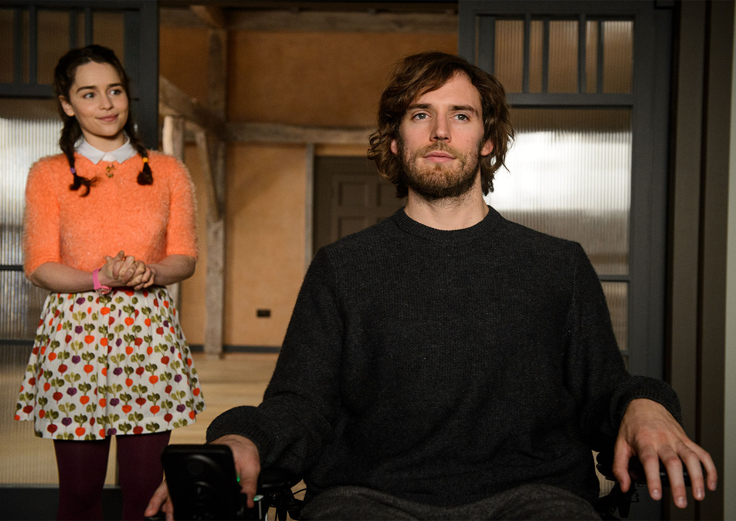 Me Before You header image